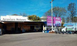 Agropecuaria Medianeira – Frente