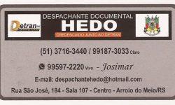 Despachante Hedo