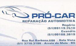 Pró-Car Reparação Automotiva
