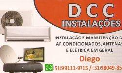DCC Instalações