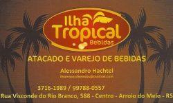Ilha Tropical Bebidas