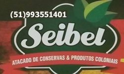 Mini Mercado e Atacado de Conservas Seibel