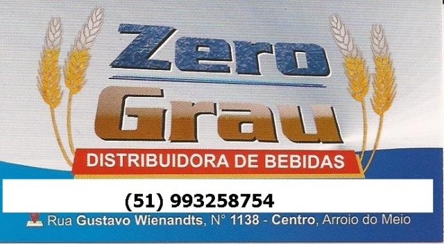 Zero Grau Distribuidora de Bebidas