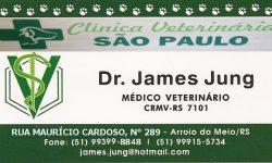 Clínica Veterinária São Paulo Dr. James Jung