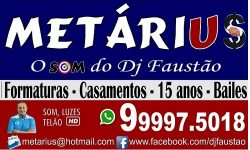 DJ Faustão – Som Metárius