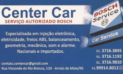 Center Car Bosch Car Service