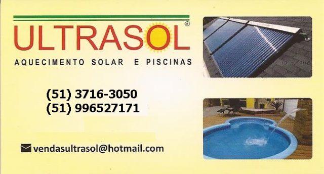 Ultrasol Aquecimento Solar e Piscinas