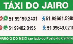 Táxi do Jairo